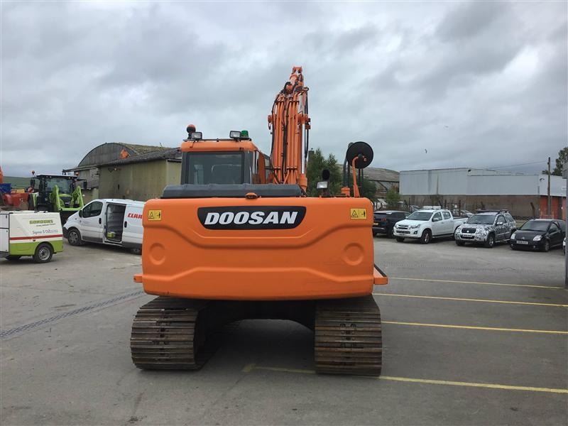 Doosan DX140LC